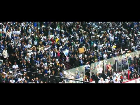 April 28, 2011 (Vancouver Canucks vs. Nashville Predators - Game 1) - HNiC - Opening Montage