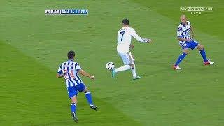 When Cristiano Ronaldo Uses CHEATS in Football