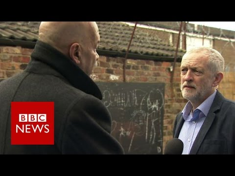 Jeremy Corbyn: No crisis in Labour after Livingstone's suspension - BBC News