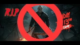 Friday the 13th Lawsuit — The End Is Here — NO MORE CONTENT