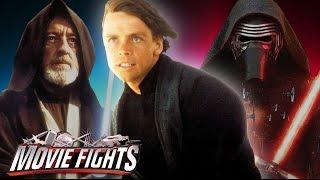 Luke Skywalker: Good or Evil? - MOVIE FIGHTS!