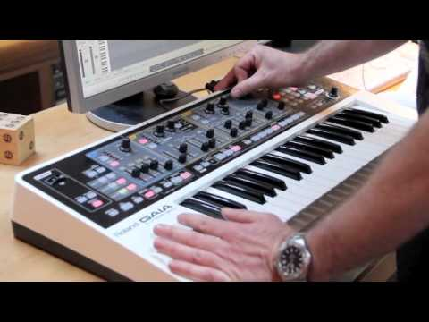Leftfield - Win a Gaia Competition: Roland & Boss TV