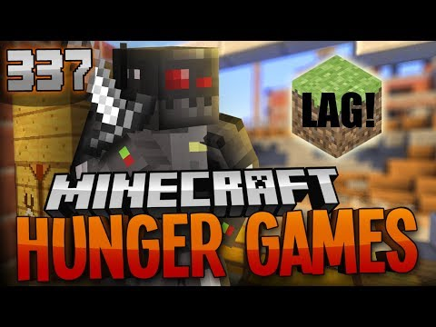 Minecraft Hunger Games W  Graser! Game 337 - So Much Lag video