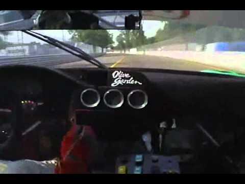 Quebec In Car - Ferrari 550 - ALMS - Tequila Patron - ESPN - Racing - Ferrari Racing