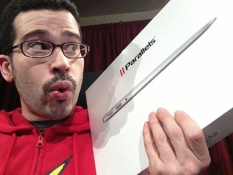 MacBook Air Unboxing