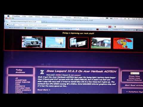 Dual Boot Windows 7 64 and Snow Leopard 10.6.7 on Gateway i5 460M NV55C26U