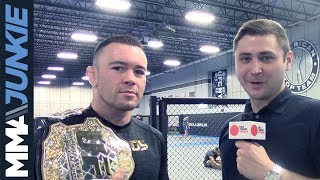 Colby Covington talks Kamaru Usman, Tyron Woodley, welterweight picture and more