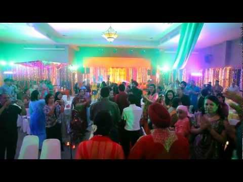 Punjabi Wedding Sikh Wedding Indian Wedding | Amarpreet Weds Roshni | Same Day Edit Trailer