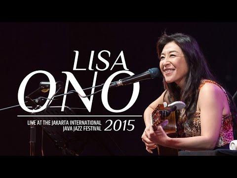 Lisa Ono Live at Java Jazz Festival 2015