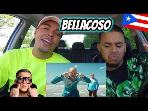 Residente & Bad Bunny - Bellacoso (Official Video) REACCION REVIEW