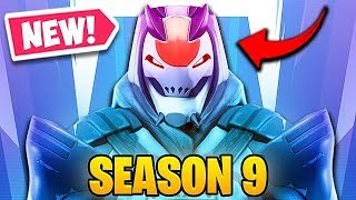 *NEW* SEASON 9 TEASER & SKINS! - Fortnite Funny Fails and WTF Moments! #549