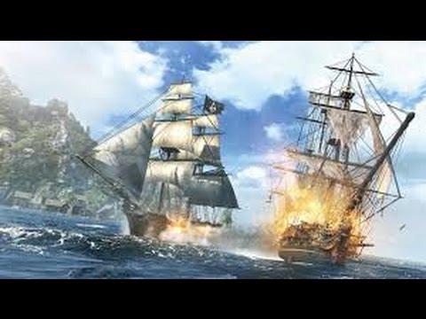 Песня пиратов (авторская песня и рисованное видео)