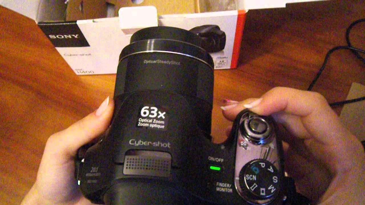 Фотоаппарат Sony DSC-WX220 Cyber-Shot