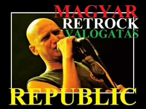 ►Magyar Retrock Válogatás | Republic | Nagy Zeneklub |