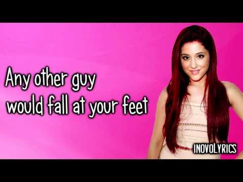 Ariana Grande And Graham Phillips Stick Around Lyrics