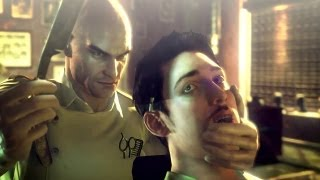 Hitman: Absolution - 'Streets of Hope Playthrough' [E3 2012] TRUE-HD QUALITY