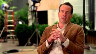 """Alvin And The Chipmunks The Road Chip """"Dave"""" Behind The Scenes Interview - Jason Lee"""