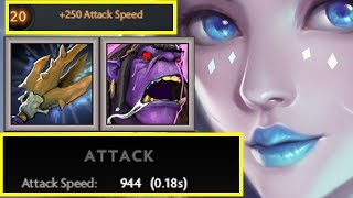 2 Bashes In A Sec Imba | Dota 2 Ability Draft