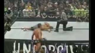 John Cena vs Randy Orton 2/2  Español Latino