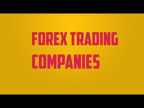 Forex broker firm