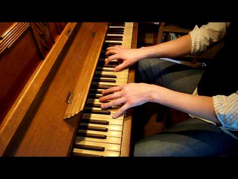 Piano - The Holiday, The Bourne Supremacy, Narnia, Pocahontas (songs, theme, cover, medley)