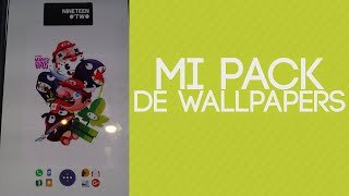 Mi Pack de Wallpapers | Sr Android |