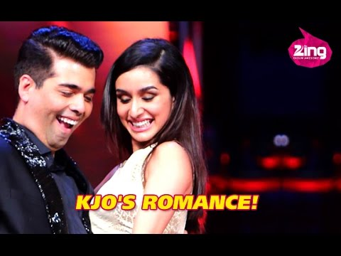 Karan Johar Gets Romantic!