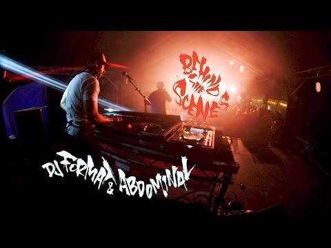 DJ Format & Abdominal - Behind the Scenes