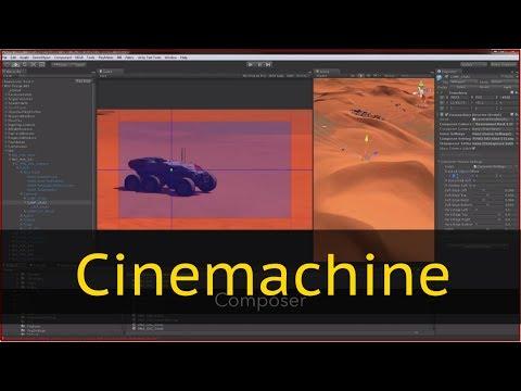 Unity 2017.1 Cinemachine — основы, принцип работы, интеграция с Timeline
