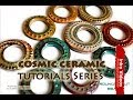 PROMO! Cosmic Ceramic Tutorial 20+ Ideas How To Polymer Clay Faux Ceramic Tutorial