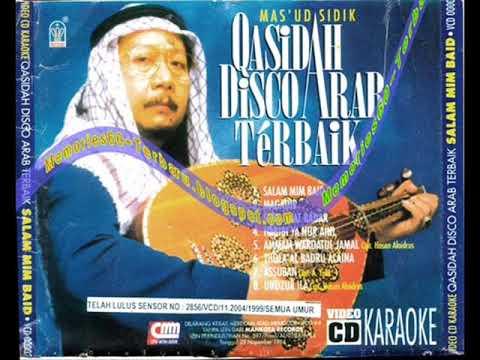 [FULL ALBUM] Mas'ud Sidik - Qasidah Disco Arab Terbaik [1999]