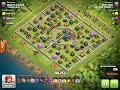 Clash of clans World Cup th12 England vs Vietnam. England win 2-1