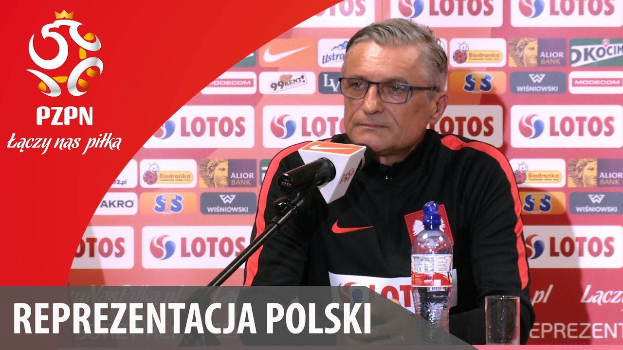 Konferencja reprezentacji Polski (31.05.2016)