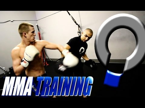 MMA Training Workouts-  Boxing mechanics workout with Bryce Shepard Mejia Image 1