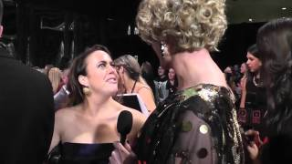 2015 TV Week Logie Awards Red Carpet with Actress Sacha Horler