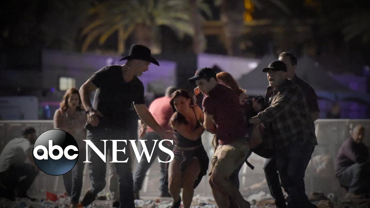 The latest on the mass shooting in Las Vegas