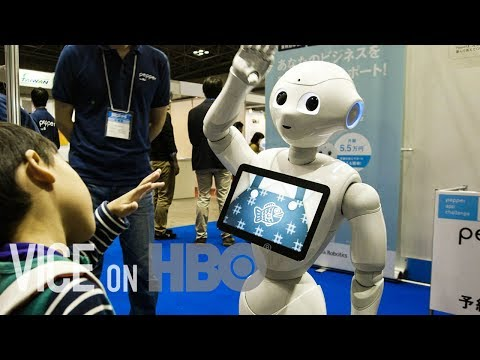 Robots Could Be Coming For More Than Just Your Job: VICE on HBO, Full Episode
