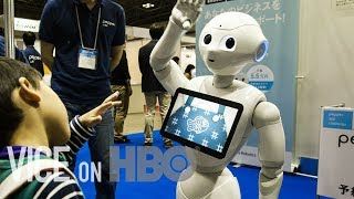 Robots Could Be Coming For More Than Just Your Job | VICE on HBO