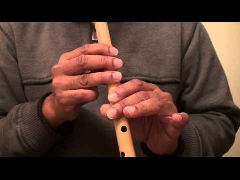 Kasme vaade pyaar wafa sab on flute - Travails with my flute