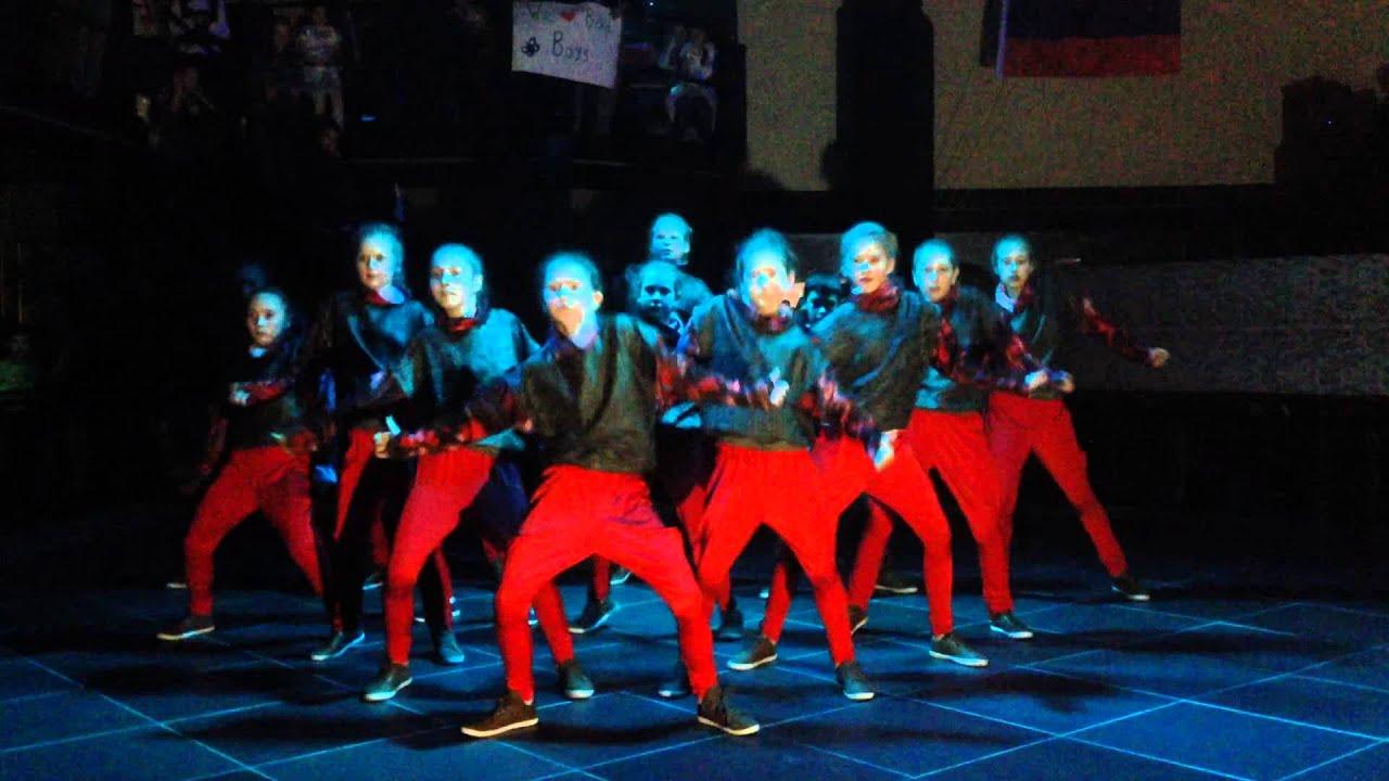 Арбат танцевальный конкурс