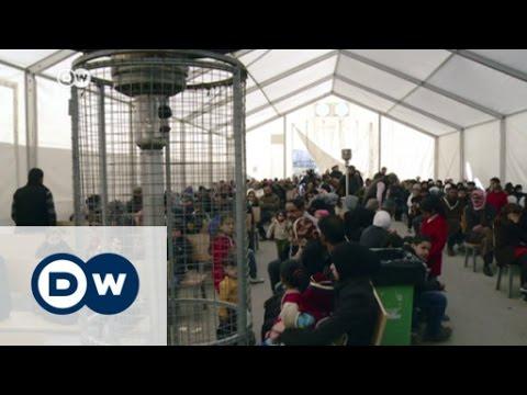 Gauck highlights refugee plight in Azraq | DW News