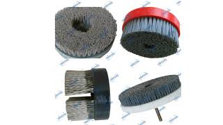 Deburring/Custom Industrial Brush Qingdao Jinyun Feng Brush Co., Ltd  from China on www.us764.com