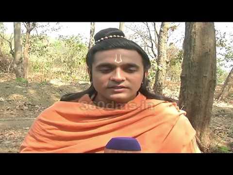 Siya Ke Ram - Ashish Sharma(Shri Ram) Shoots In Mumabi After Hyderabad
