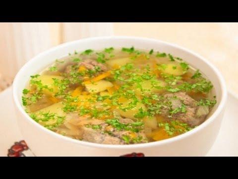 Как сварить суп из курицы - видео