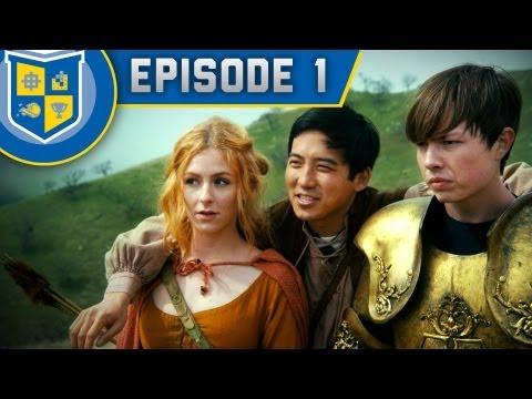 Video Game High School: Season 2 - Episode 1