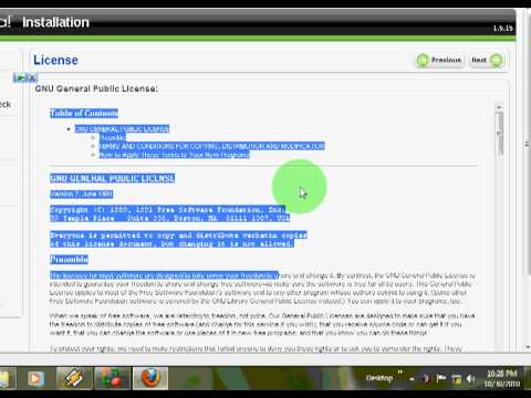 Bangla Tutorial - Joomla setup A to Z
