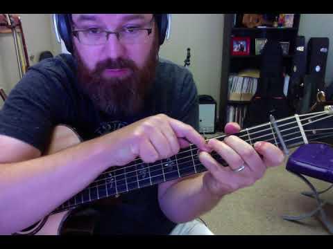 Making an Emaj9 Chord on guitar