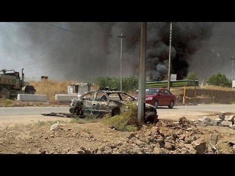 Iraq: Militants move swiftly towards Baghdad