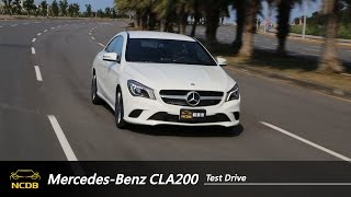 不羈三星  Mercedes-Benz CLA 200