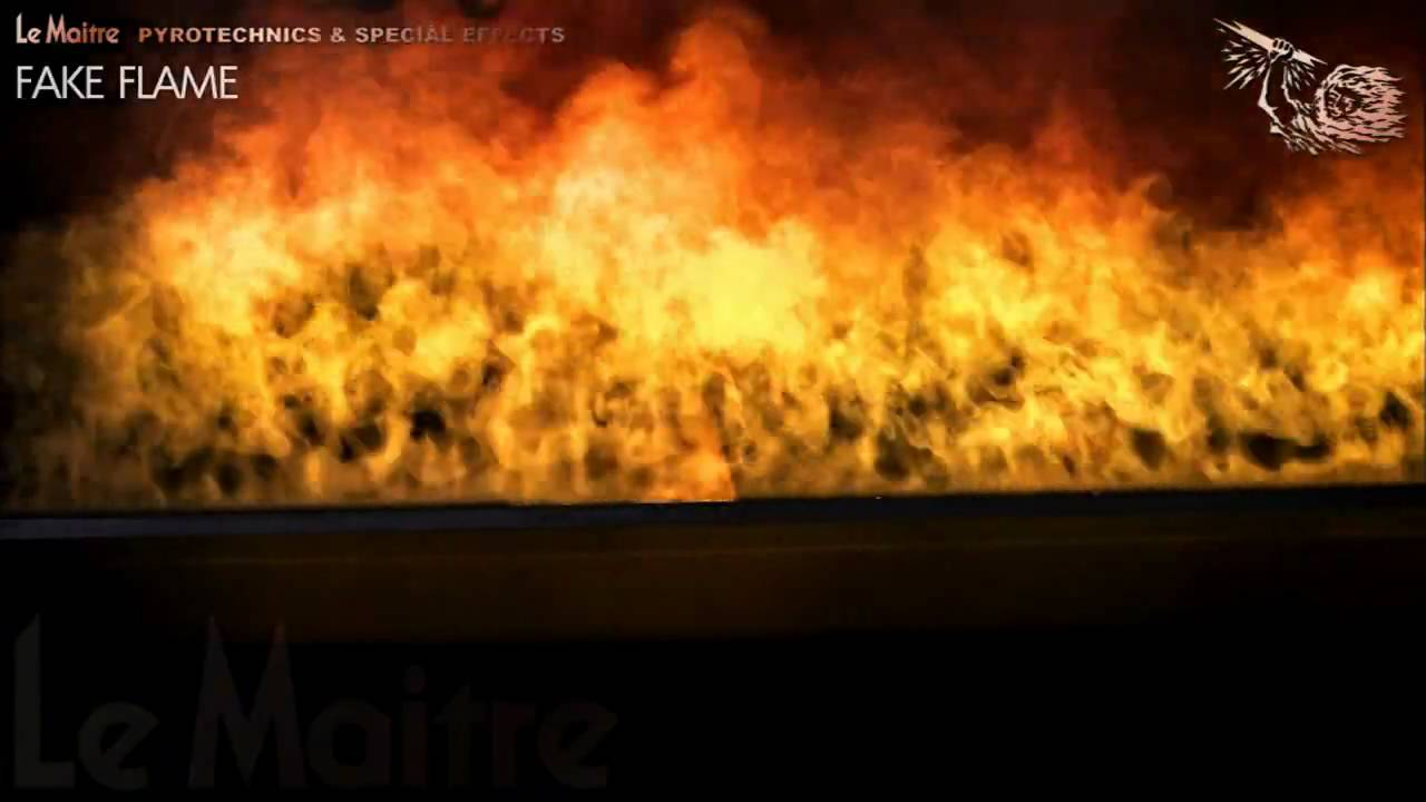 Lemaitre Special Effects Fake Flame Youtube